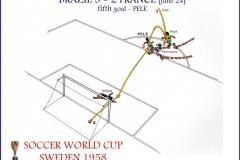 Brazil 5 x 2 France  - 5ºgol