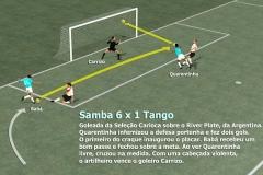 Seleção Carioca x River Plate