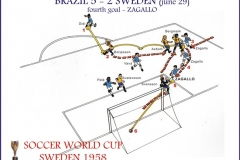 Brazil 5 x 2 Sweden - 4ºgol